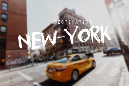 organiser un week-end à new york city