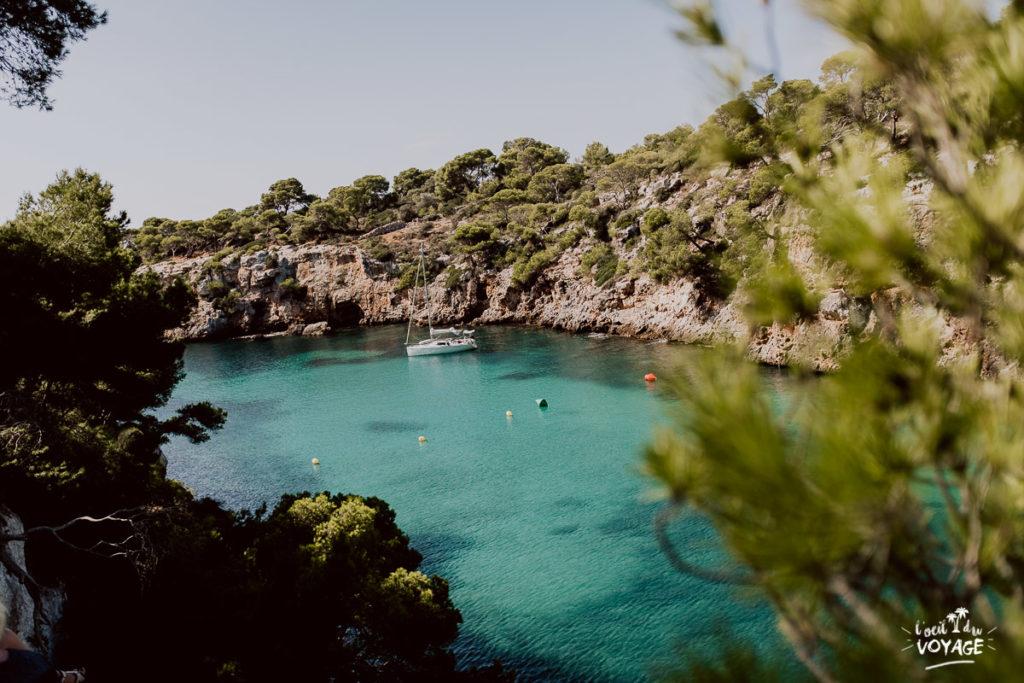 meilleur blog voyage, vacances pas cher majorque, cala pi, l'oeil du voyage