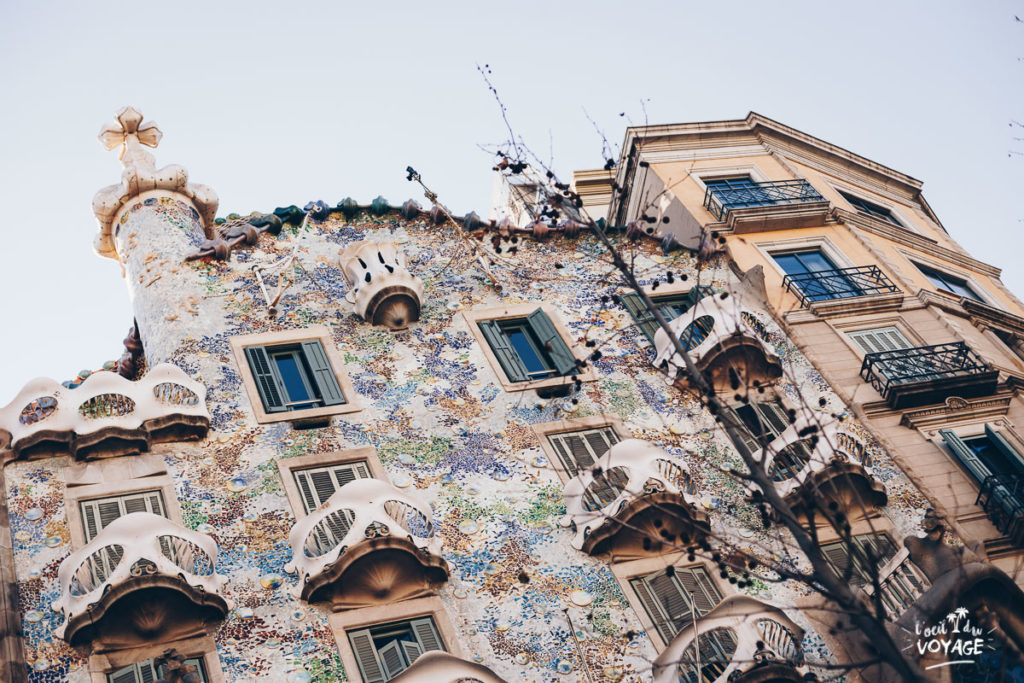 que visiter a barcelone, casa batllò barcelone, blog photo voyage, l'oeil du voyage