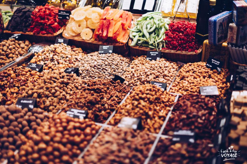 que visiter a barcelone, barcelone mercato, blog photo voyage, l'oeil du voyage