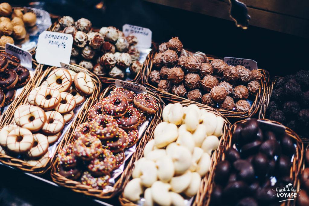 que visiter a barcelone, mercat boqueria, blog photo voyage, l'oeil du voyage