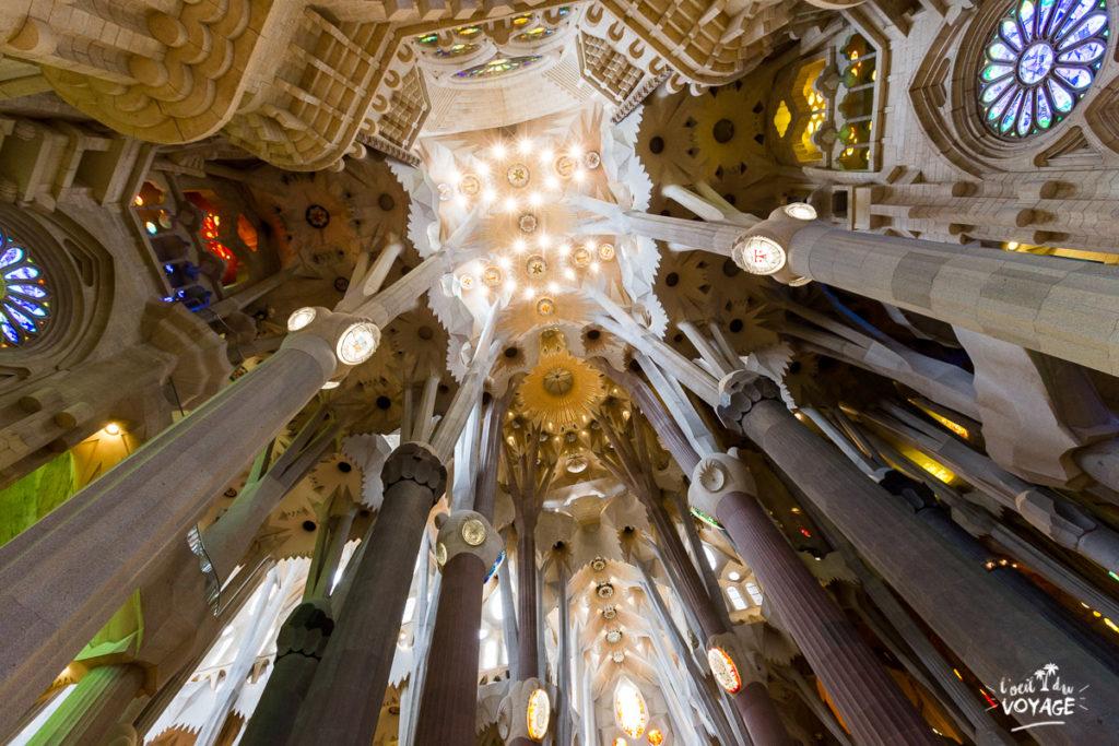 que visiter a barcelone, sagrada familia barcelone, photo voyage, carnet de voyage