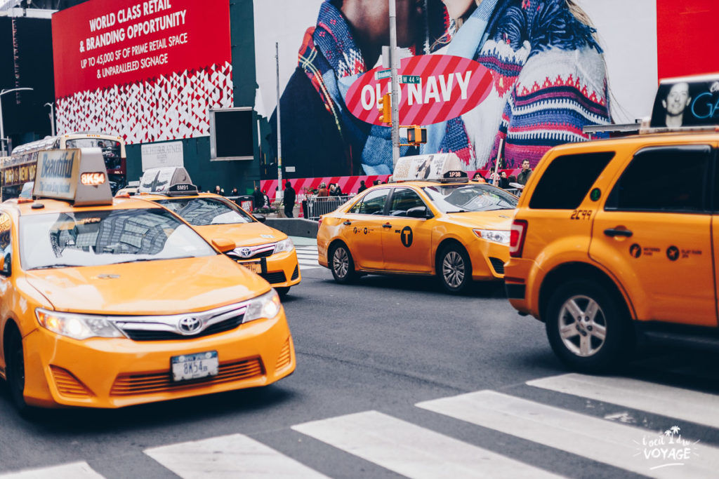 se déplacer à new york, astuces blog l'oeil du voyage