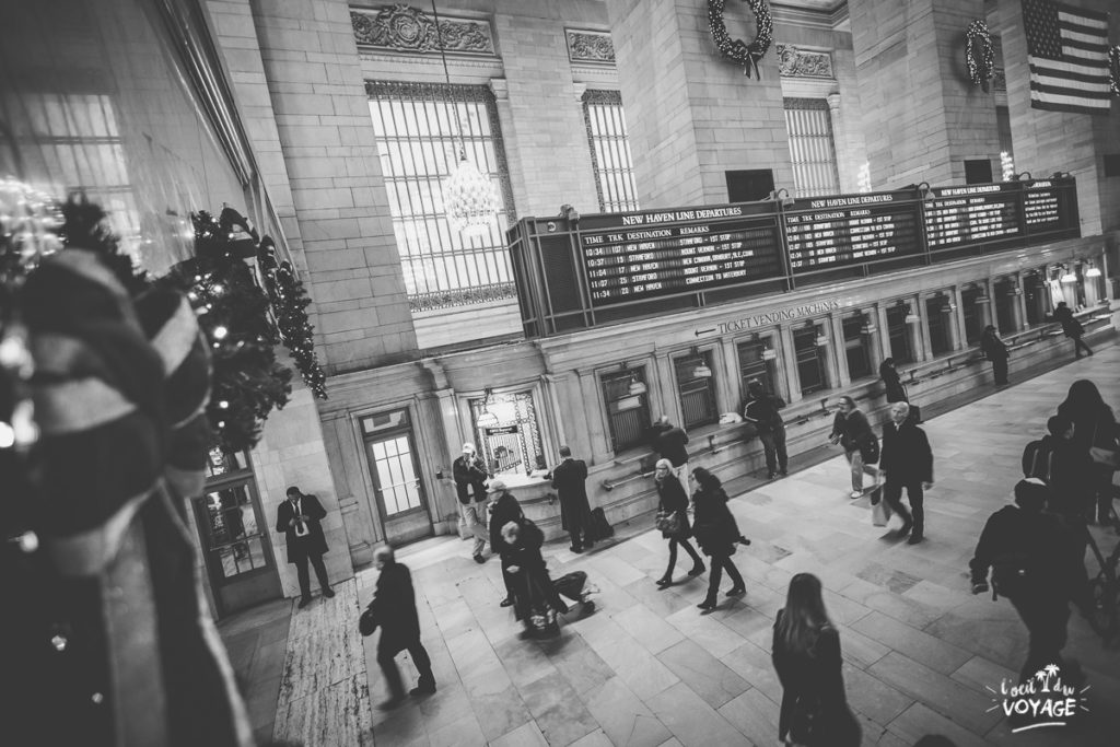 grand central station, exploration nyc, guide new york, blog photo new york city, L'oeil du Voyage