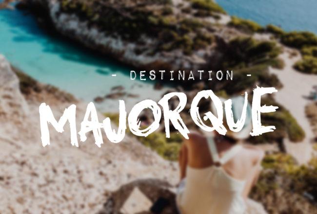 découvrir majorque, les plus belles plages de majorque, espagne, l'oeil du voyage