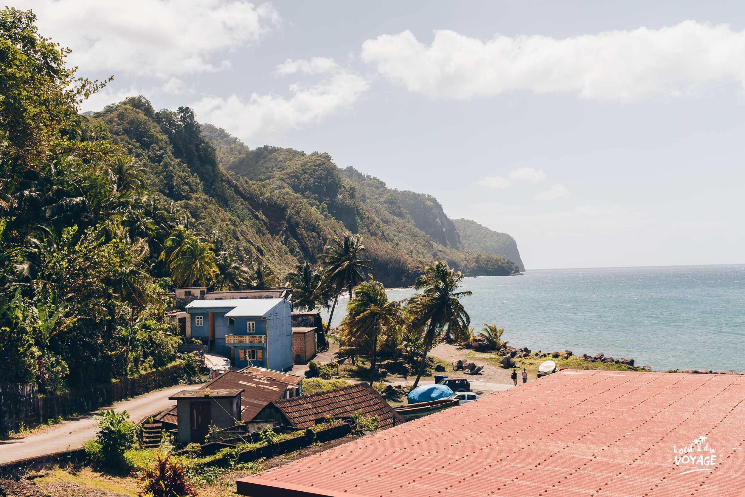 visiter Grand-Rivière en Martinique, voyage aux Antilles, bon plan vacances martinique, meilleur blog voyage