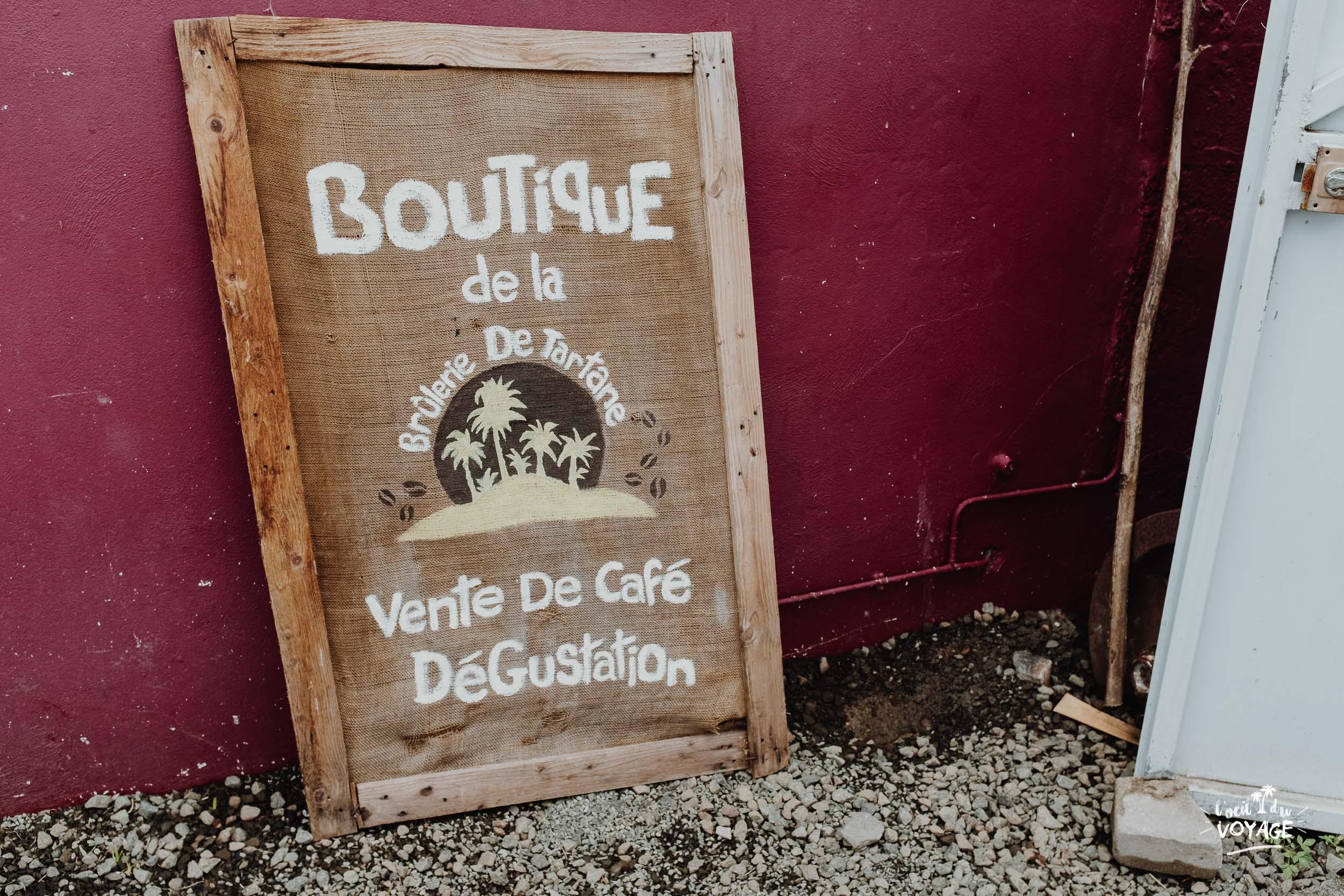 café martiniquais, tikafé, torréfacteur martinique