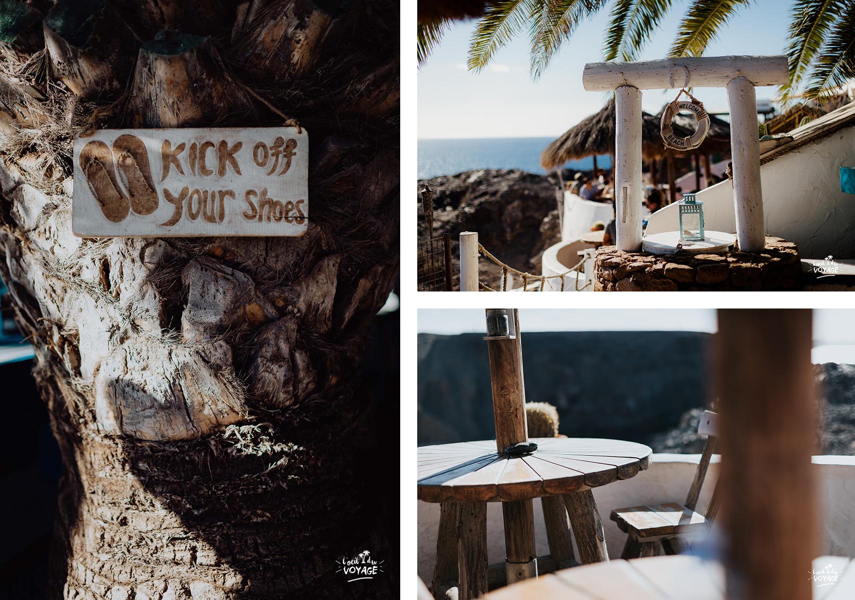 blog voyage lanzarote, plus belle plage lanzarote, plages sauvages de papagayo