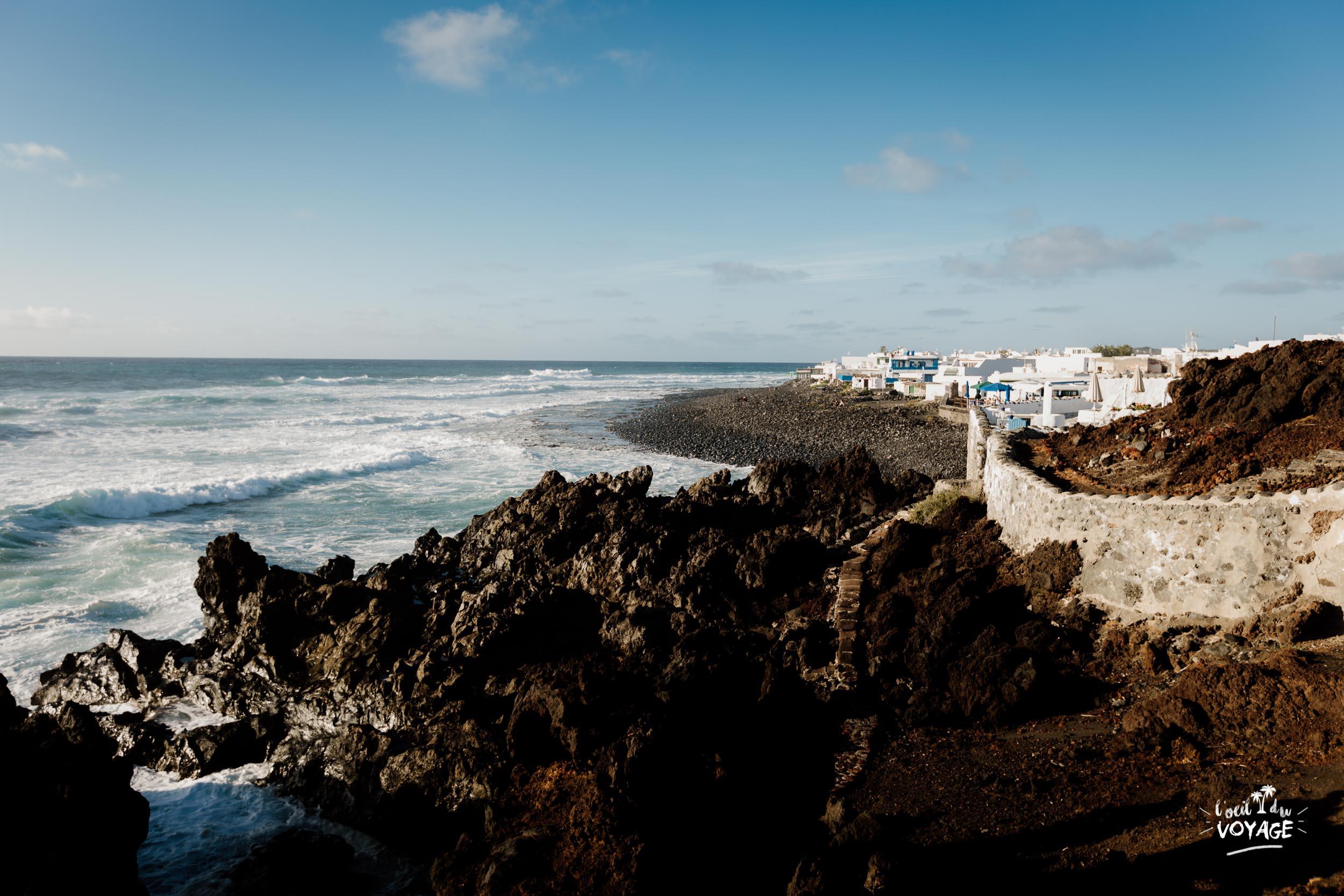 blog voyage lanzarote, salinas de janubio, los hervideros, el golfo