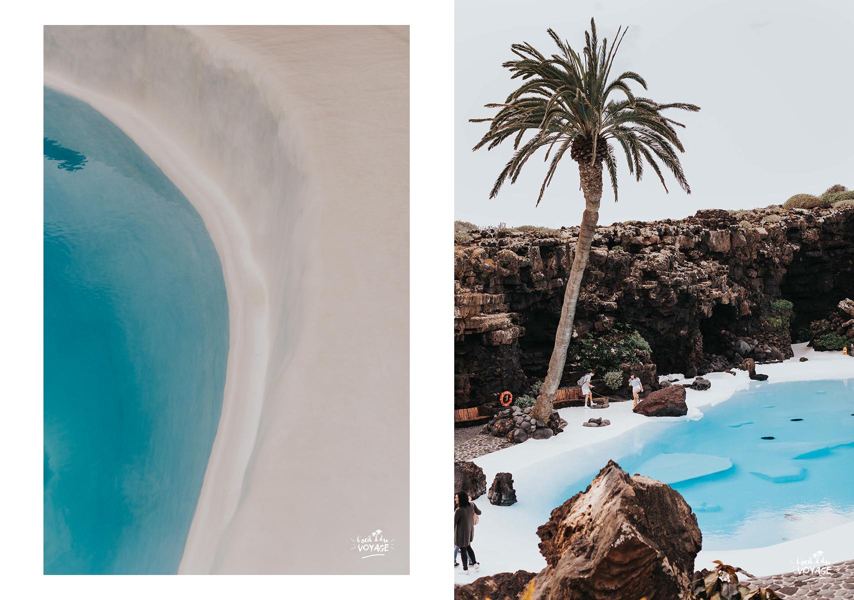 jameos del agua lanzarote, blog photos de voyage