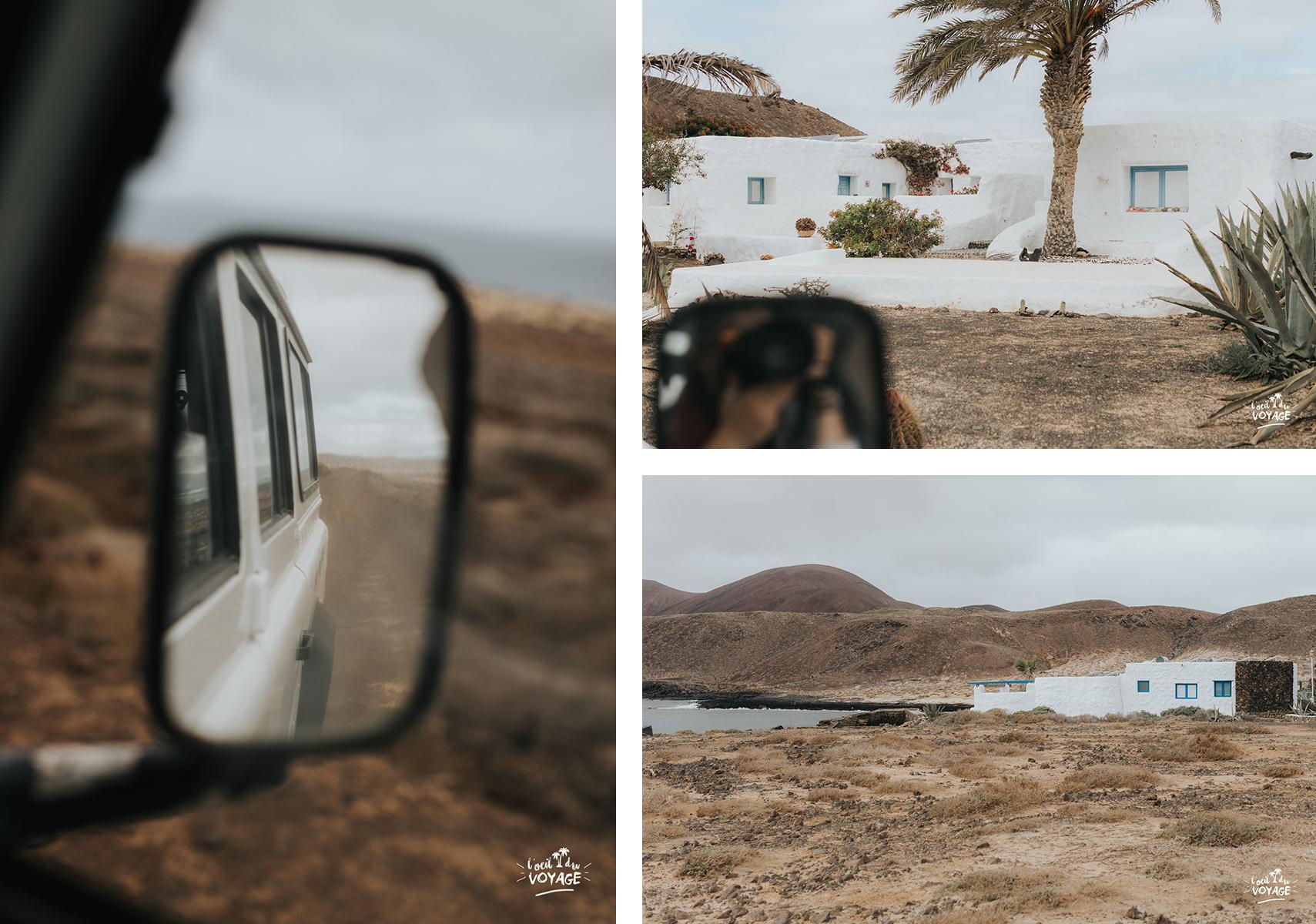 la isla graciosa, blog lanzarote, photo drone lanzarote