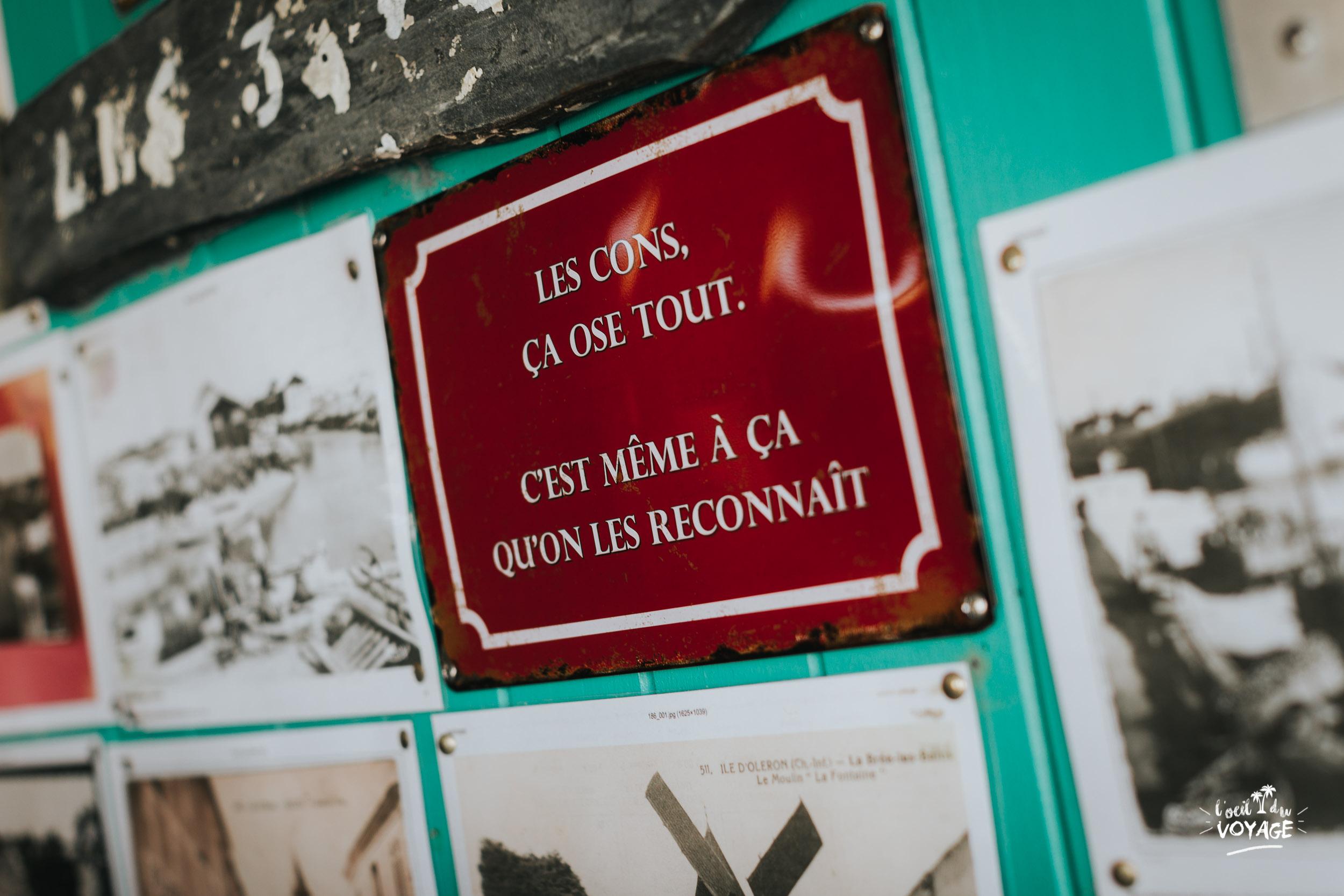 tourisme Oléron et Sud Charente, que faire sur l'Île d'Oléron, blog voyage France, L'oeil du Voyage